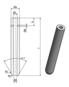 Stopper Rods & Nozzles